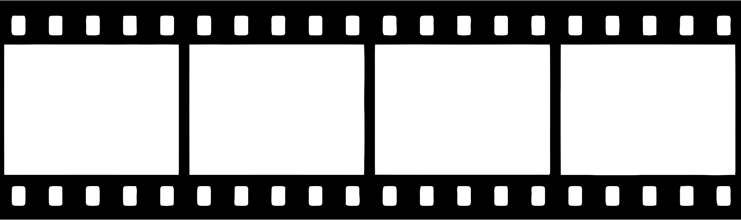 Movie film strip clipart clipartix 2