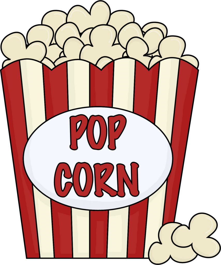 Movie night clip art 9 clipartix