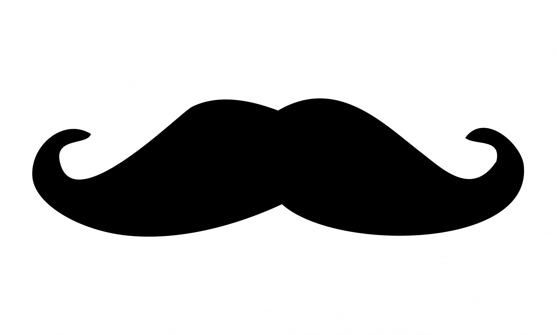 Mustache black moustache clipart free stock photo public domain pictures