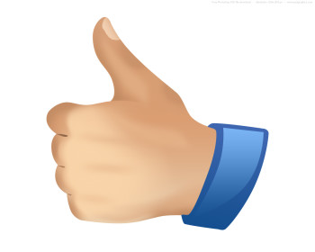 Thumbs up thumb up clip art at vector clip art 2 clipartix