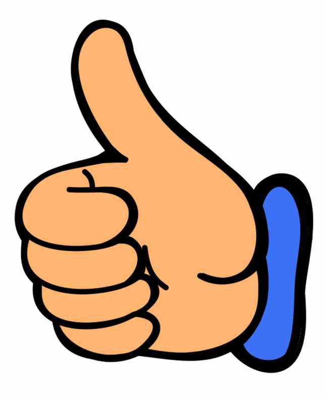 Thumbs up thumb up clip art clipart 3 clipartix