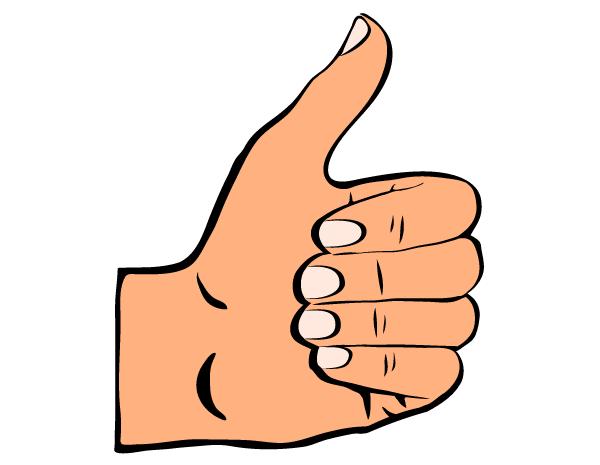 Thumbs up vector image free vector graphics download free cliparts