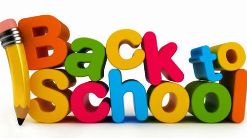 Very beautiful back to school clipart pictures and images 3