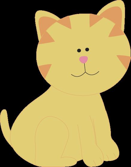 Cute cat clipart clipart kid
