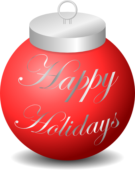 Free happy holidays clipart the cliparts 7