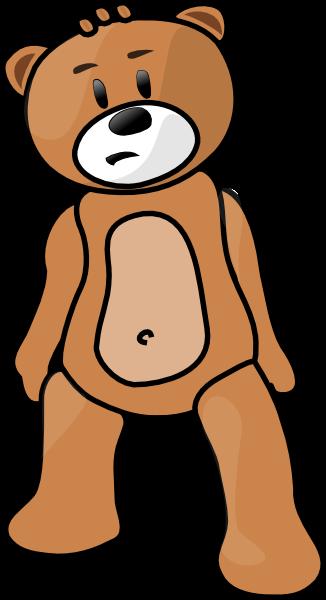 Free teddy bear clipart 3