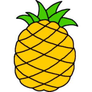 Fruit clipart image orange image