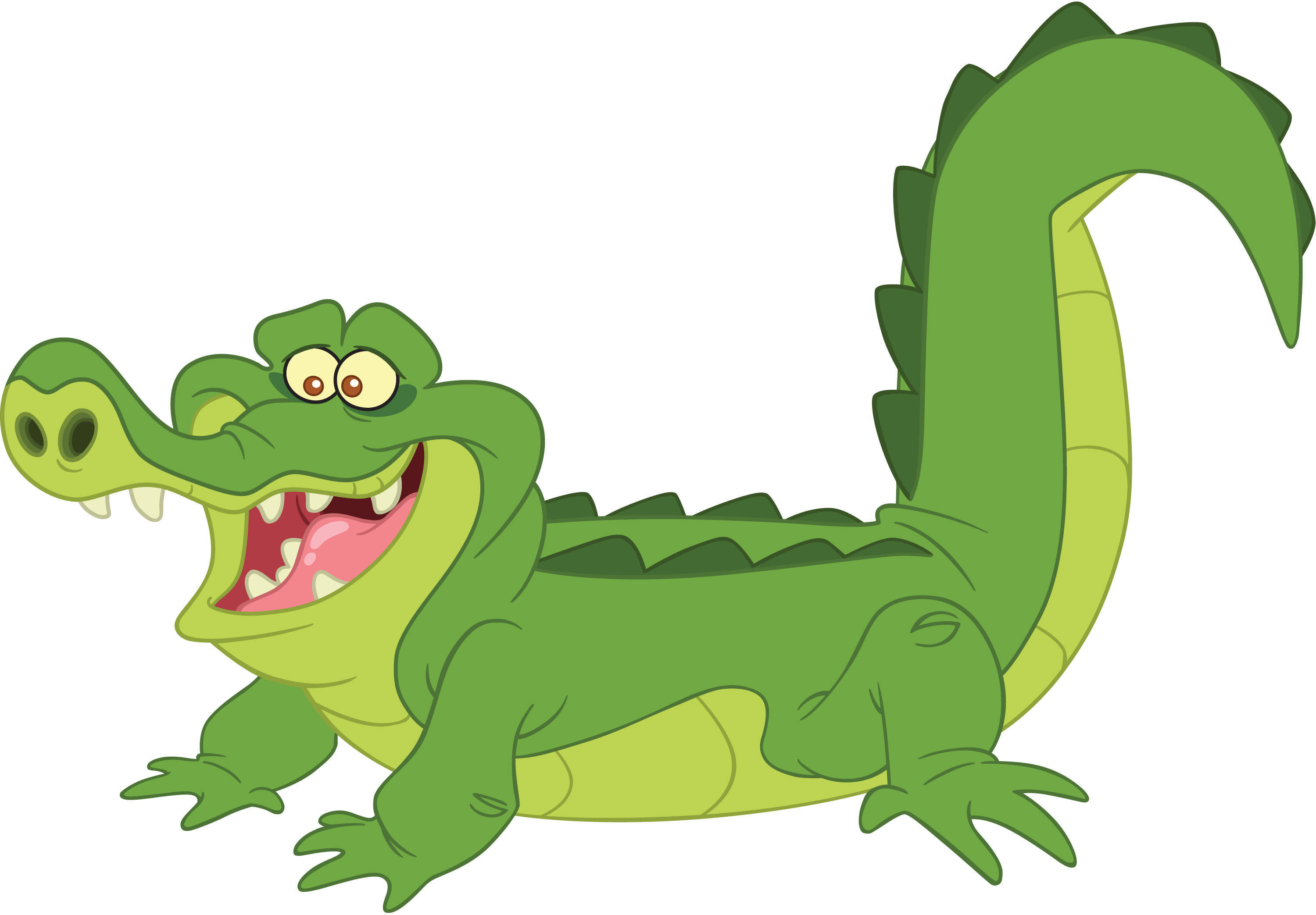 Funny alligator clip art crocodile pictures crocodile clip art 5