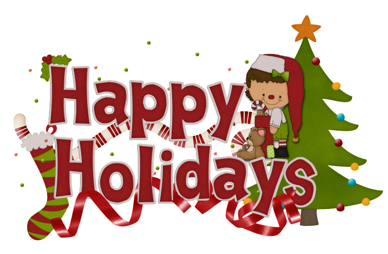 Happy holidays all holidays clip art wallpaper