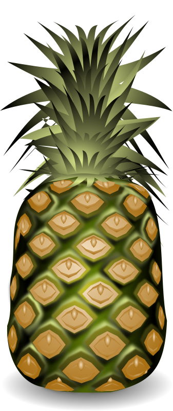 Pineapple free to use cliparts 2