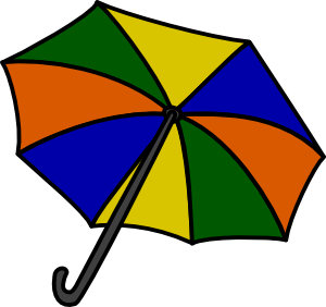 Umbrella clip art at clker vector clip art