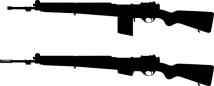 Ar guns clipart clipart kid