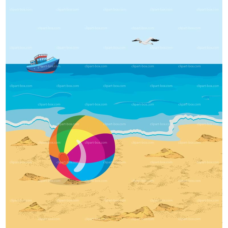 Beach ball clipart free clip art images image 8