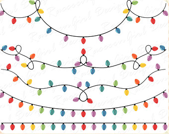 Christmas lights collection of christmas light clip art amazing photos amazing