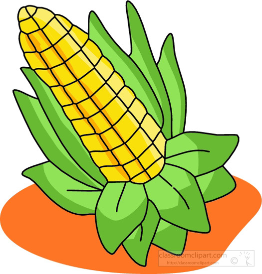 Corn thanksgivingrn clipart rn vegetable clip art