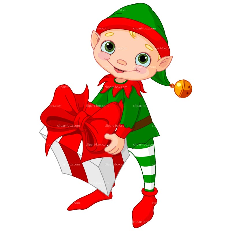 Free christmas elf clipart image the cliparts