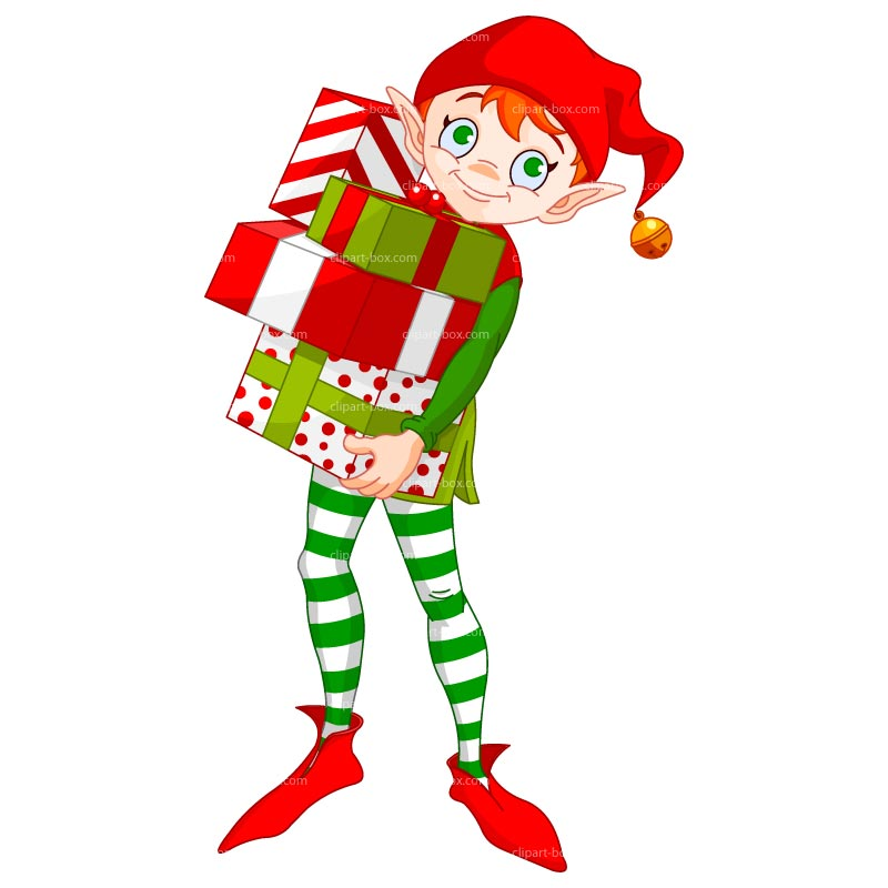 Free christmas elf clip art free rf christmas elf ...