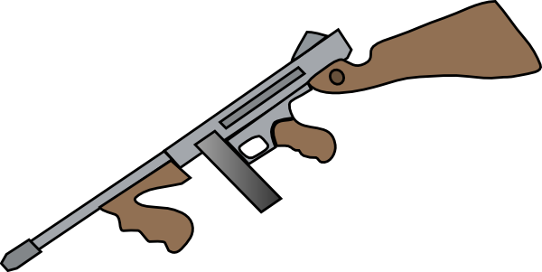 Free gun clipart the cliparts 2