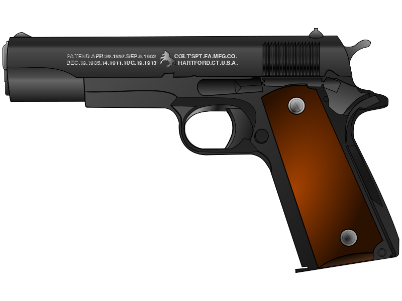 Free gun clipart the cliparts
