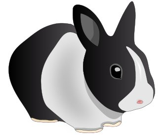 Free rabbits clipart free clipart graphics images and photos 2