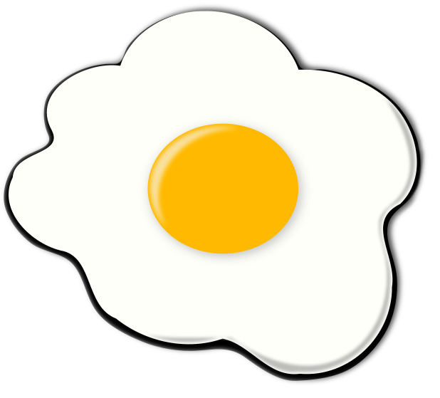 Fried egg clipart clipart kid 4