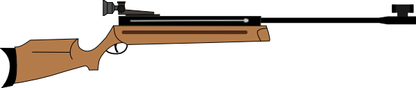 Gun rifle clip art at clker vector clip art free