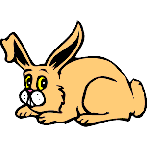 Image of rabbit clipart