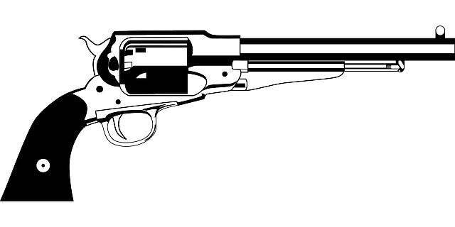 Public domain gun clip art revolver google search morning for