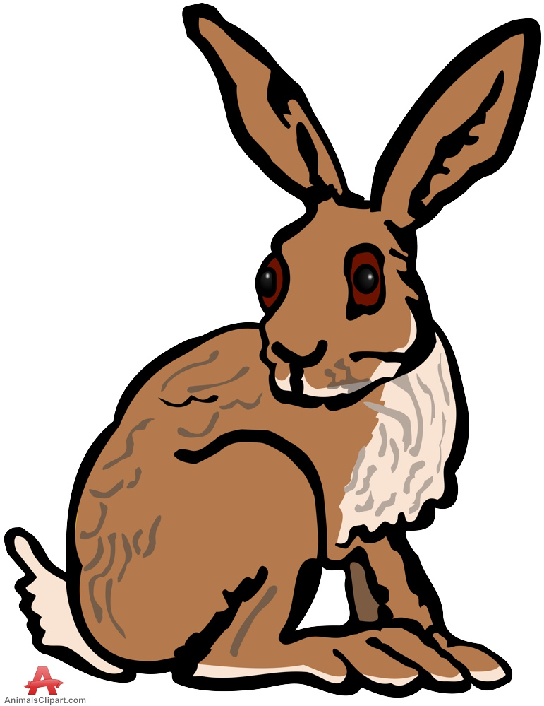 Rabbit clipart free clipart design download