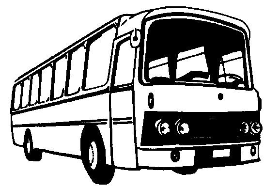 Bus clipart free cliparts for work study and entertainment 2