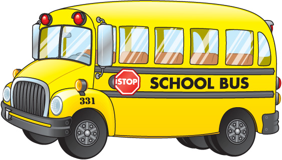 Bus clipart free cliparts for work study and entertainment