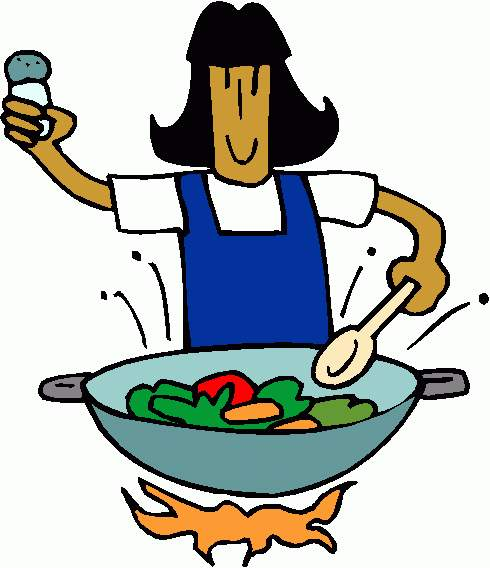 Cooking oking clipart 7