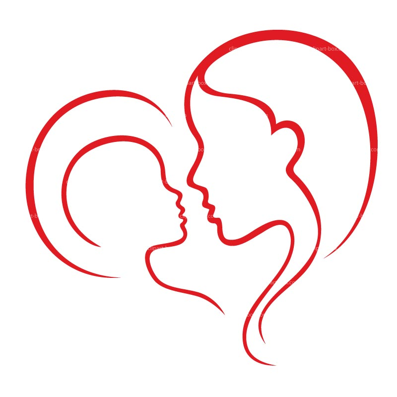 Mom mother and baby clipart free images