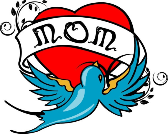 Mom tattoo clip art related keywords