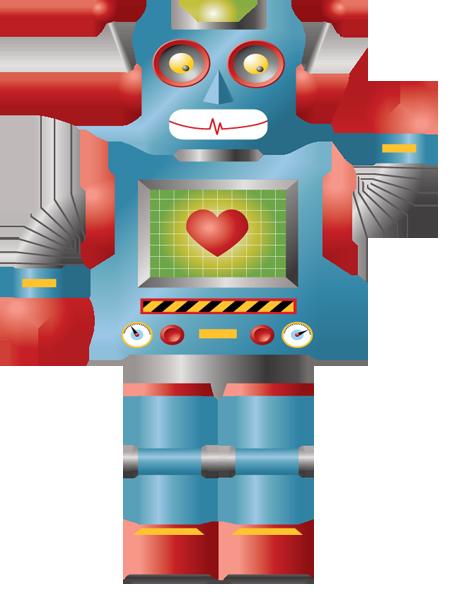 Robot clipart clipart kid 4