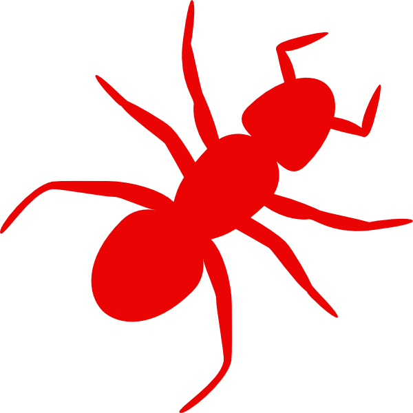 Ants clip art hostted