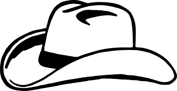 Cowboy hat 0 images aboutwboy on wboy hats wboys and clipart