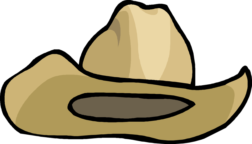 Cowboy hat clipart kid 2