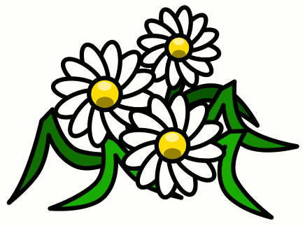 Free daisy clipart public domain flower clip art images and