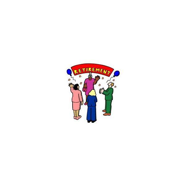 Free retirement clip art images clipart