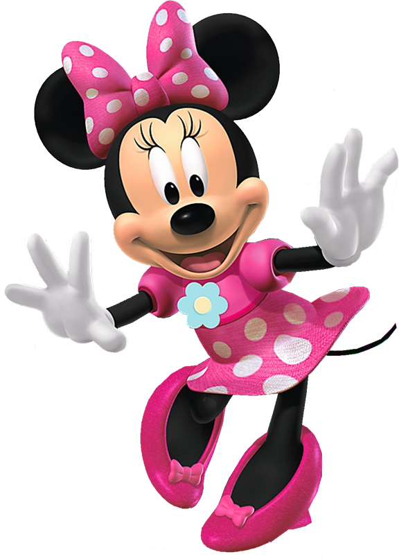 Minnie mouse mickey cliparts