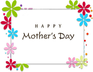 Mothers day animated mother cliparts
