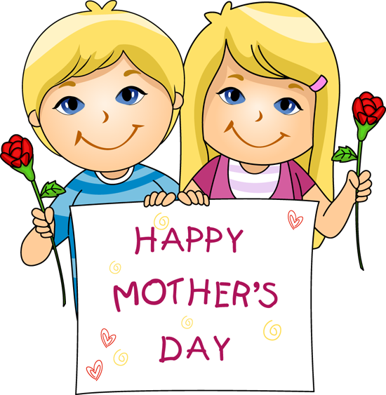 Mothers day mother clip art free 1 image 4