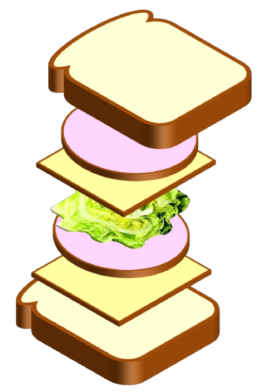 Sandwich clipart i2clipart free public domain