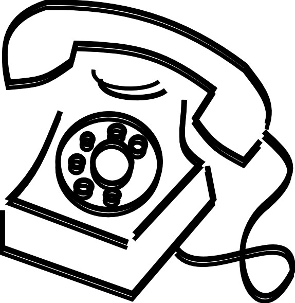 Telephone clipart cliparts for you