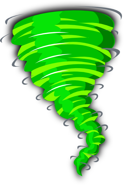 Tornado clip art the cliparts