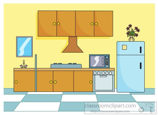 Free kitchen clipart pictures clipartix