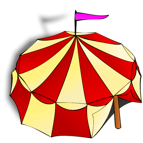 Free tent clipart public domain buildings clip art images and