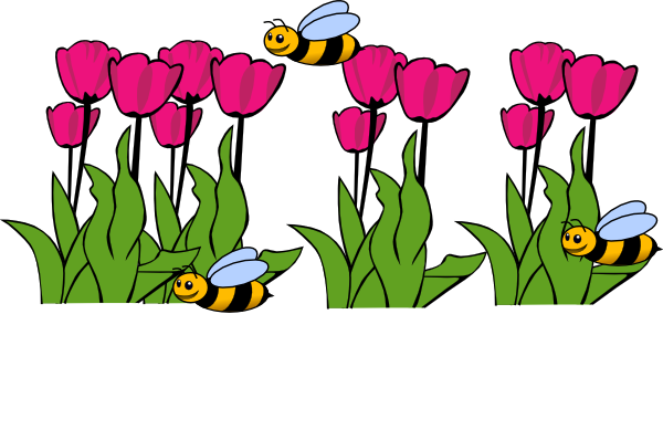 Garden clipart on clip art flowers garden and lady bug clipartix