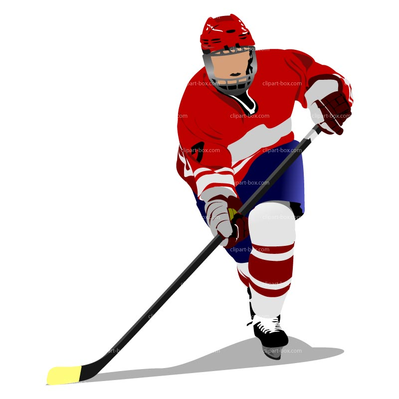 Hockey clip art 5 clipartix